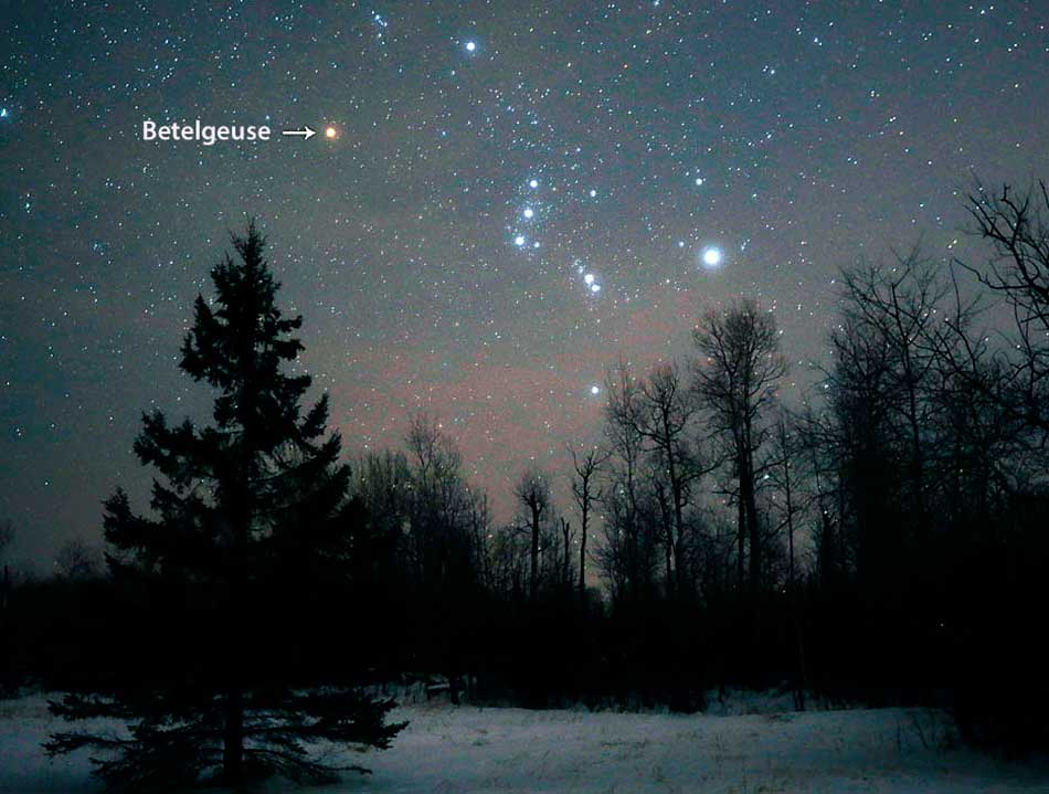 What Up With Betelgeuse 1