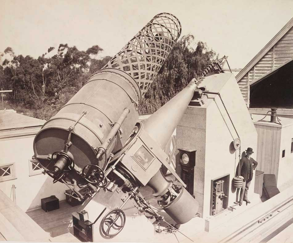 Great Melbourne Telescope 1